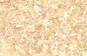 wood shavings fo horse and pony bedding