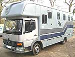 Horsebox Hire Worcestershire
