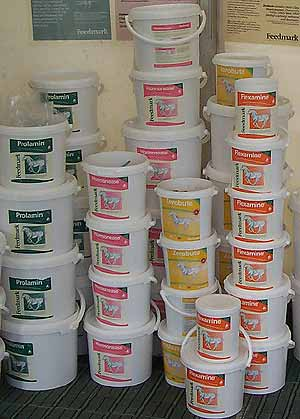 horse feed supplements berkshire